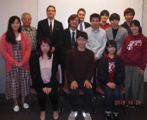 英語スピーチコンテストで本学科学生が優勝(県ESSクラブ主催スピーチコンテスト報告)