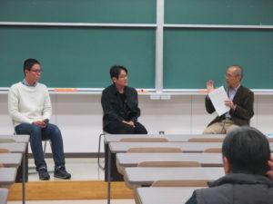ドキュメンタリー映画「西原村」上映会&トークを開催しました